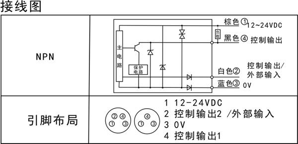 光纤放大器-ff-300接线图
