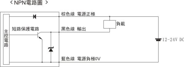 光纤放大器-ff-303npn接线图
