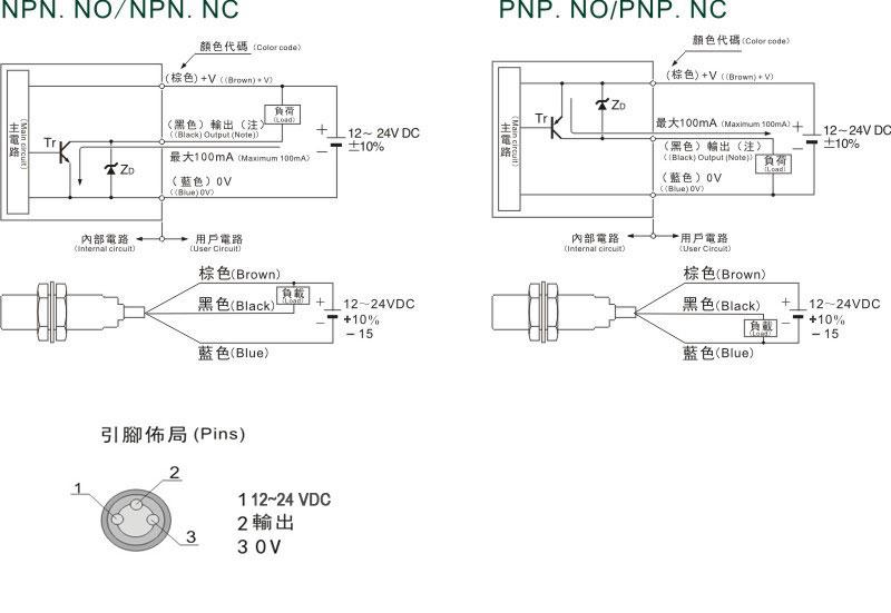 npn proximity sensor wiring diagram get wiring diagram free