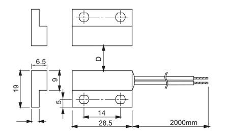 FMC01尺寸图