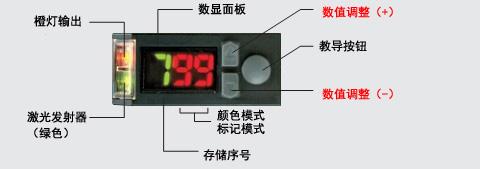 FC-18N色标传感器 颜色传感器