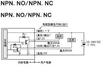 透明标签传感器尺寸图(1)
