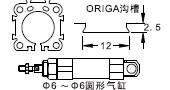 Appliication of FD-03series magnetic sensors