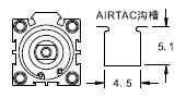 Applications of FD-14series magnetic sensors